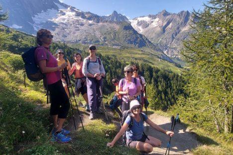 21 août Val Ferret Grand et petit Col