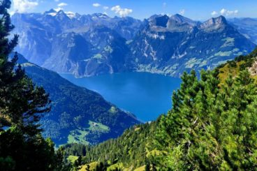 Week-end panoramique lac des 4 cantons